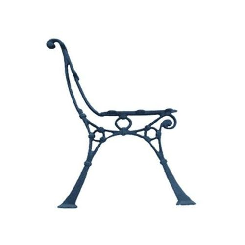 Noga żeliwna do ławki