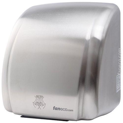 Faneco Suszarka do rąk leste 2100w (d2100scb), automatyczna, srebrna ze stali nierdzewnej