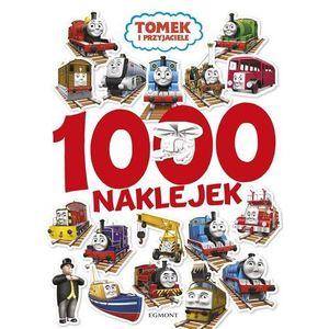 Tomek i przyjaciele 1000 naklejek - Jeśli zamówisz do 14:00, wyślemy tego samego dnia. Darmowa dostawa, już od 300 zł. (48 str.)