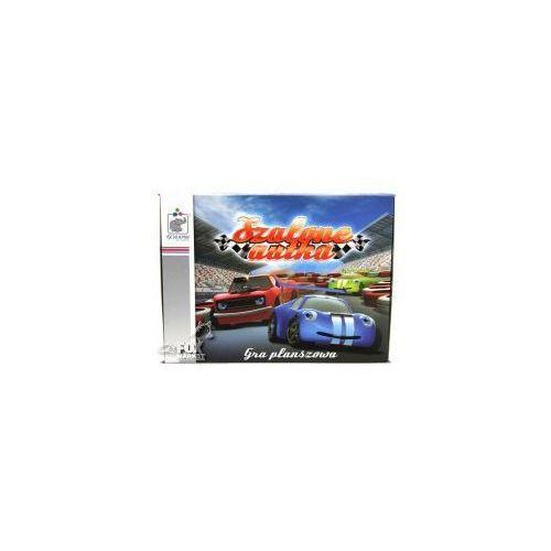 Gra planszowa szalone autka edukacyjna marki Beniamin