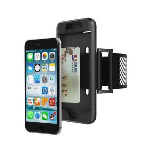armband black | sportowy futerał naramienny dla apple iphone 7 marki Tech-protect
