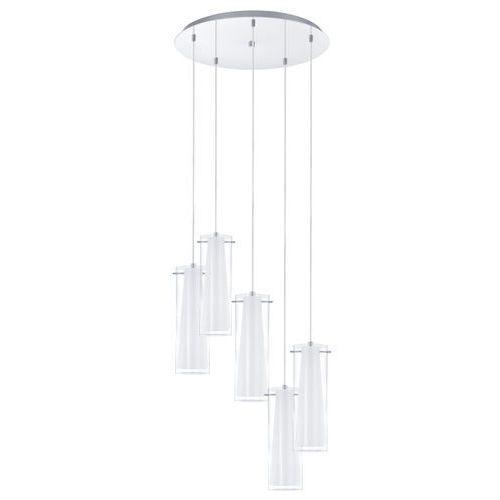 93003 - lampa wisząca pinto 5xe27/60w marki Eglo