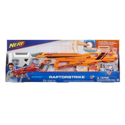 Hasbro Nerf accustrike raptorstrike