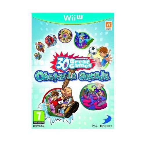 Family Party 30 Games (Wii U)
