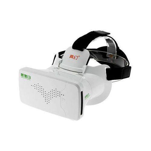 Okulary vr 3d ritech riem 3 iii virtual reality oculus cardboard marki 4kom.pl