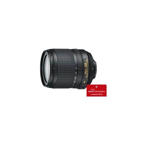 Nikon nikkor af-s dx 18-105mm f/3.5-5.6g ed vr