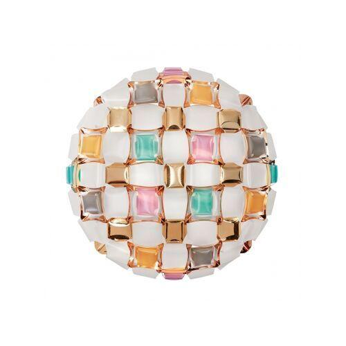 Lampa sufitowa/kinkiet MIDA LARGE MULTICOLOR, kolor Biały,