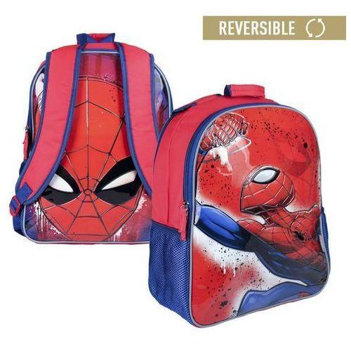 Cerda Plecak dwustronny spiderman 41 cm