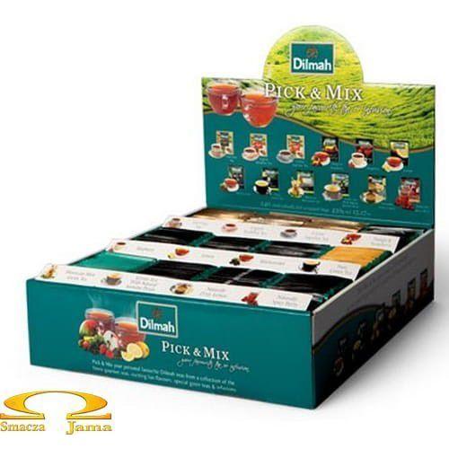 Herbata Dilmah Zestaw Pick & Mix 240 torebek, 3187_20130912124651