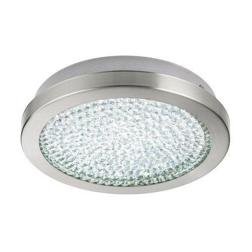 Eglo 32046 - led kryształowa lampa sufitowa arezzo 2 led/17,92w/230v (9002759320461)