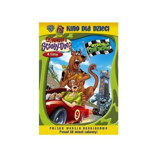 Co nowego u Scooby-Doo? Wyścig czas zacząć (DVD) - Russell Calabrese