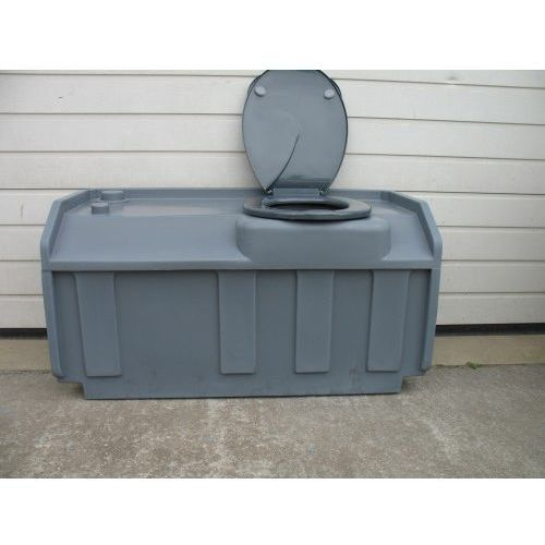 Zbiornik toalety kabinowej, Zbiornik
