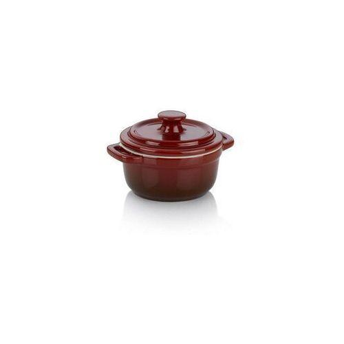 - malin - naczynie żaroodporne z pokrywką, 10,00 cm marki Kela