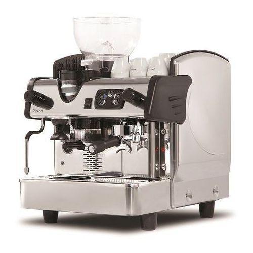 Resto quality Ekspres ciśnieniowy do kawy 1 kolbowy z wbudowanym młynkiem