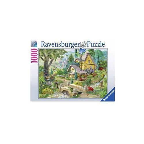 Ravensburger Raven puzzle droga do west arbor