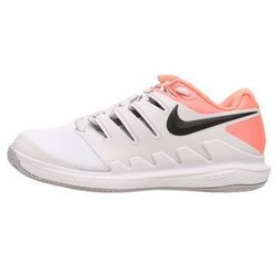 Nike Performance AIR ZOOM VAPOR X CLAY Obuwie do tenisa Outdoor vast grey/black/atmosphere grey/lava glow, kolor szary
