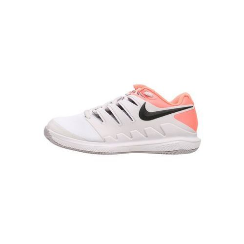 Nike Performance AIR ZOOM VAPOR X CLAY Obuwie do tenisa Outdoor vast grey/black/atmosphere grey/lava glow, kolor szary