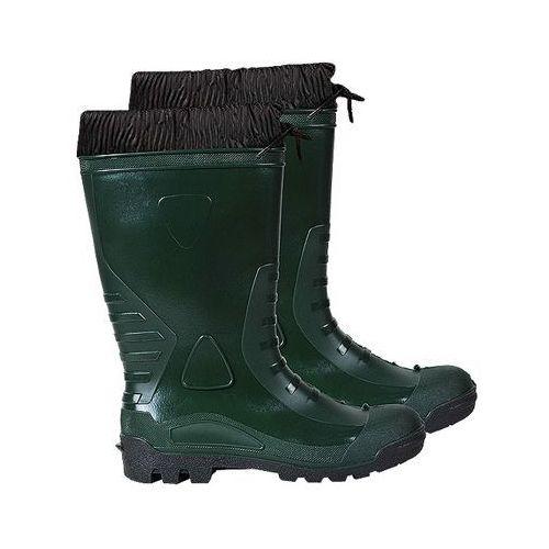 Ocieplane buty gumowe z kołnierzem, towar z kategorii: Obuwie robocze