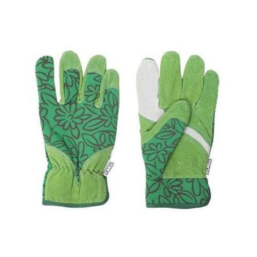 Topex Rękawice ogrodowe 83s215 zielony (rozmiar s) (5902062832153)