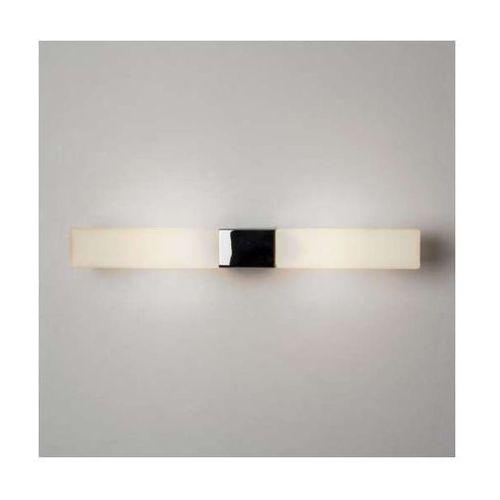 Kinkiet lampa ścienna padova square 7028  łazienkowa oprawa nad lustro ip44 chrom biała, marki Astro