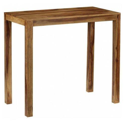 Elior Tradycyjny stolik z drewna sheesham – warnes 3x