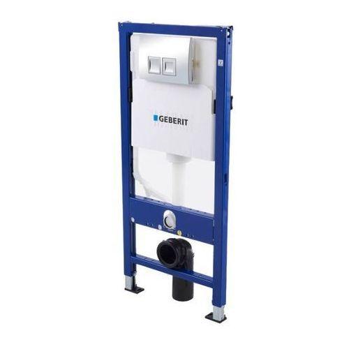 Stelaż podtynkowy WC Geberit Unifix Delta 50 cm przycisk chrom (4025416348702)