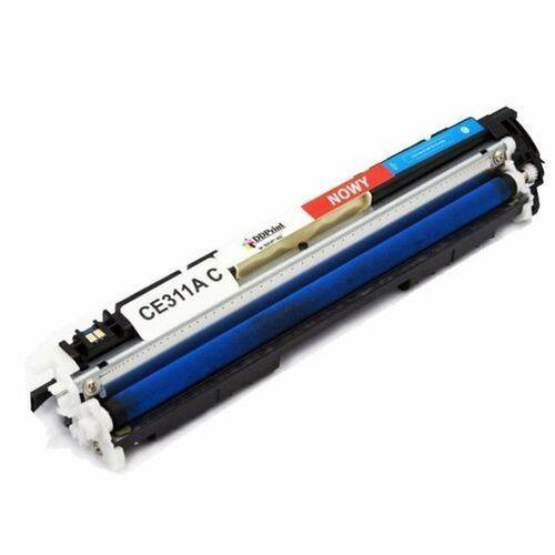 Ce311a toner cyan / niebieski do hp cp1025 cp1025nw m175a m175nw m275 / nowy / 1200 stron marki Dragon