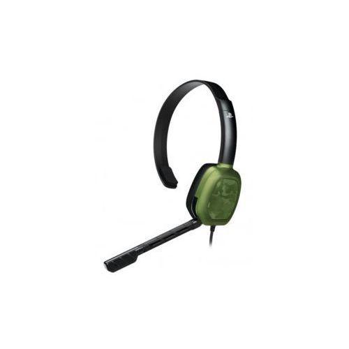 Pdp Zestaw słuchawkowy lvl 1 chat green camo do ps4