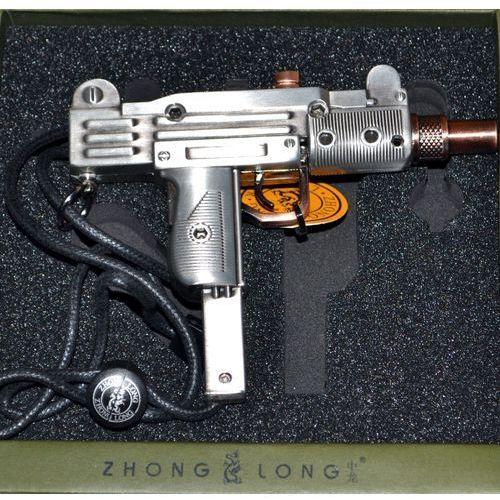 Zapalniczka gazowa uzi z celownikiem laserowym - ml-uzi marki Sharg products group