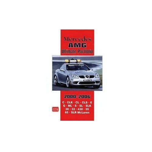 Mercedes AMG Ultimate Portfolio 2000-2006 (9781855207486)