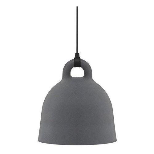 BELL - Lampa wisząca Szary Ø42cm (5707434058083)