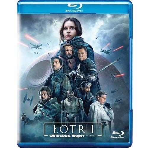 Łotr 1. Gwiezdne wojny – historie (Blu-ray) - Gareth Edwards