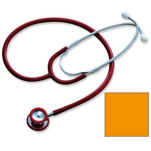 Spirit Stetoskop pediatryczny 604p lekki - pomarańczowy