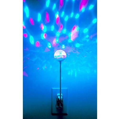 ION PARTY BALL USB - miniaturowa kula świetlna zasilana z portu USB | Zapłać po 30 dniach | Gwarancja 2-lata (0812715018221) - OKAZJE