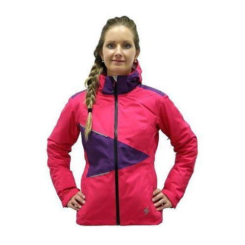 viva performance ski jacket różowy xl purpurowa 2015-2016 marki Blizzard