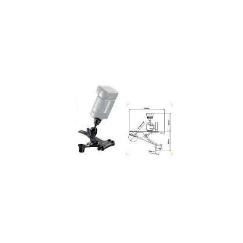 Manfrotto spring clamp 175f-1