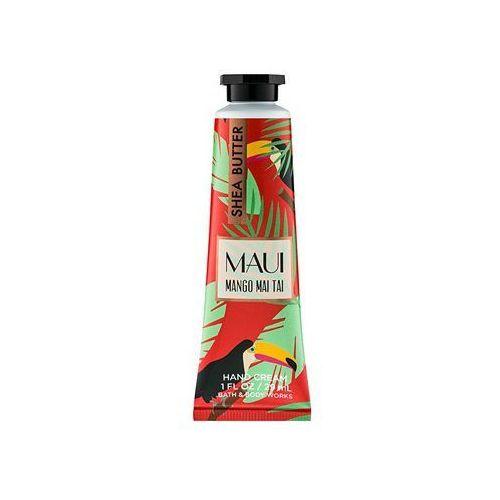 Bath & Body Works Maui Mango Mai Tai krem do rąk (Shea Butter, Vitamin E) 29 ml