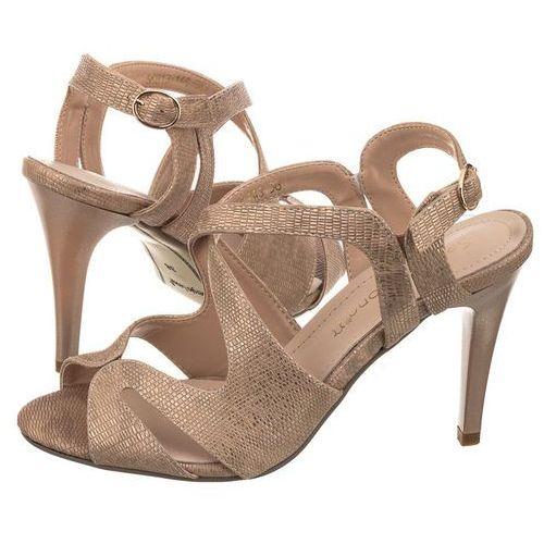 Sandały Sergio Leone Złote/Miedziane SK813-14S (SL228-b)