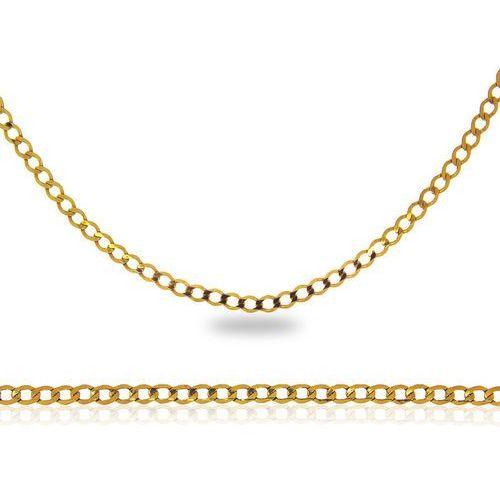 Łańcuch złoty pancerka