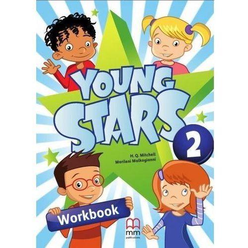 Young Stars 2 WB + CD MM PUBLICATIONS - H. Q. Mitchell, Marileni Malkogianni (9789605737009)