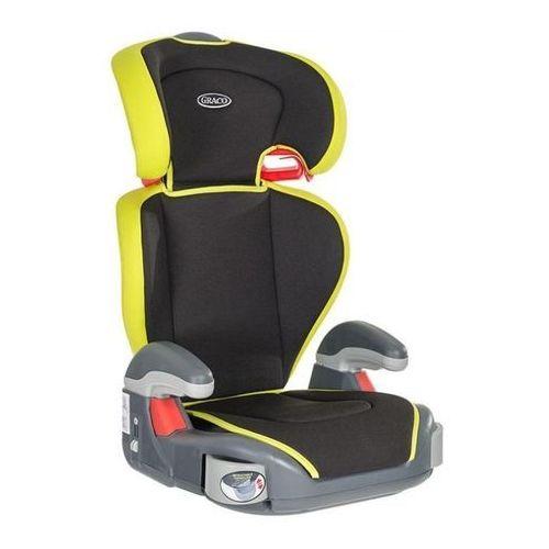 Graco Fotelik samochodowy junior maxi sport lime + darmowy transport! (3660730035238)