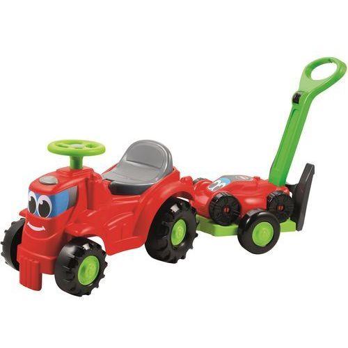 traktor z kosiarką marki Ecoiffier