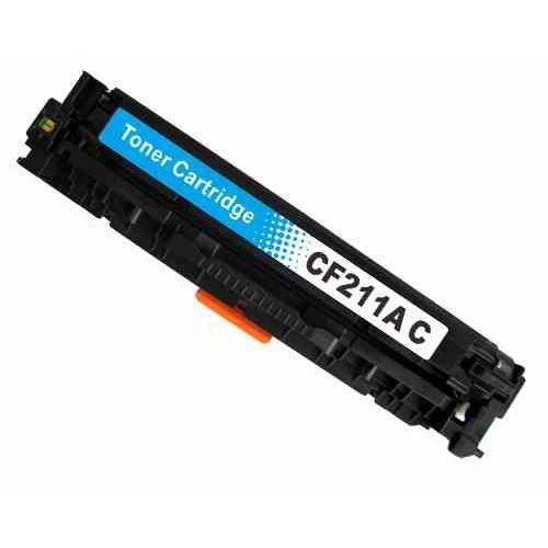 Toner HP CF211A 131A LaserJet Pro 200 Color M251/M276 Cyan 1,8k Standard zamiennik - sprawdź w wybranym sklepie