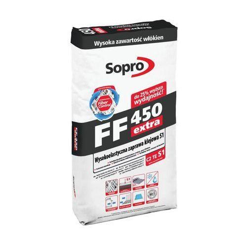 Klej elastyczny s1 ff450 extra 20 kg marki Sopro