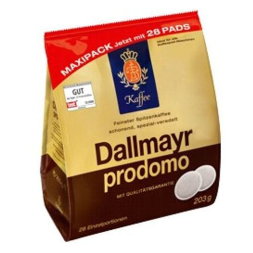 prodomo pads 28 szt., marki Dallmayr