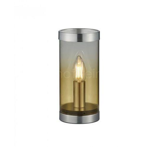 Reality Lampa stołowa cosy nikiel matowy, 1-punktowy - dworek - obszar wewnętrzny - cosy - czas dostawy: od 3-6 dni roboczych (4017807420593)