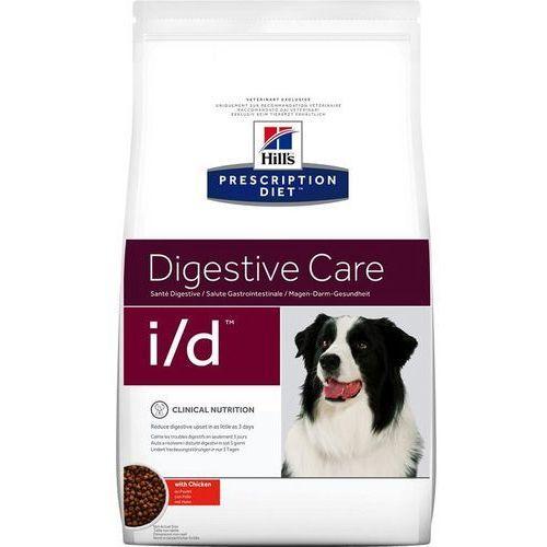 Hills  canine vet diet digestive care i/d 2x12kg tani zestaw