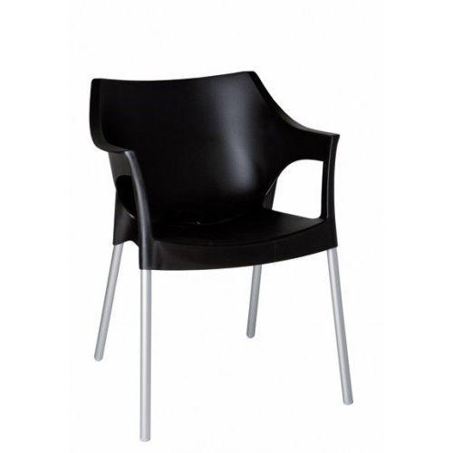 Resol Krzesło pole czarne