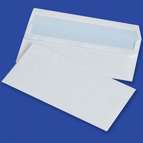Koperty samoklejące OFFICE PRODUCTS, SK, DL, 110x220mm, 75gsm, 1000szt., białe (5901503697382)