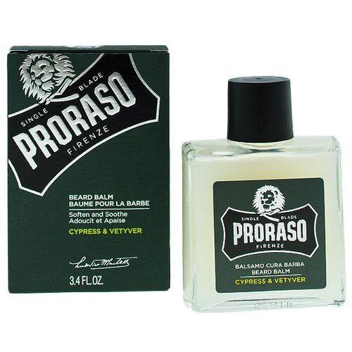 Proraso cypress & vetyver balsam do pielęgnacji brody 100ml (8004395007325)